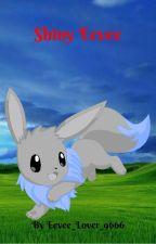 Shiny Eevee (Completed) by Eevee_Lover_9666