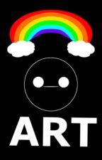 Art and stuff by wheelbarrel