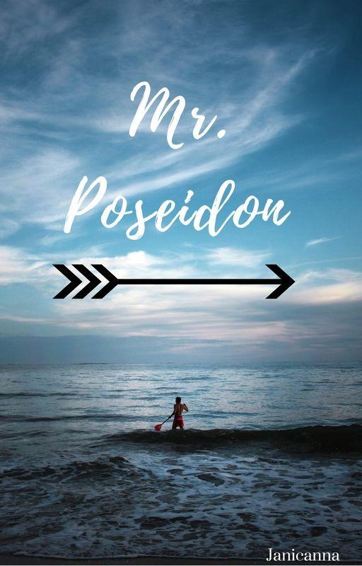 Mr. Poseidon by Janicanna