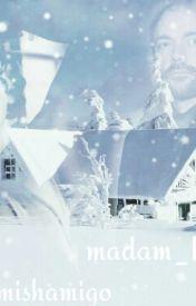 A Snowy Day In Hell by Madam_mishamigo