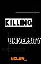 MysteriouSeries #01:Killing University|p.ch| by babehyun_