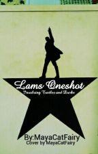 Lams Oneshot (A Hamilton Fanfiction) by MayaCatFairy