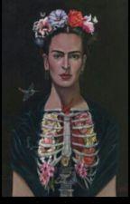 Las Cejas De Frida Kalho by zacarmenza