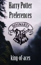 Harry Potter Preferences And Imagines by king-of-aces