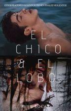 El chico y el lobo (The boy and the wolf) by MissBocas