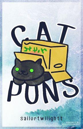Cat Puns by sailortwilightt