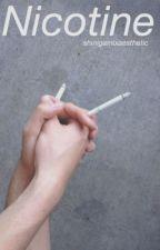 Nicotine // Joji Miller  by shinigamixaesthetic