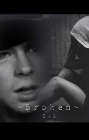 Broken by literallytwd