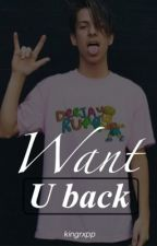 Want U Back| Dillon Rupp by kingrxpp
