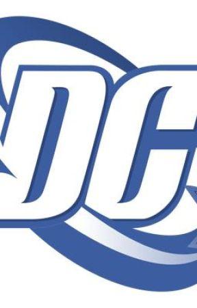 DC OCs by G_A_P_C_J_R