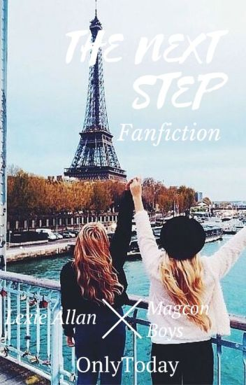The next step [NewMagcon Fanfiction]