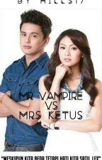 Mr. vampire vs Mrs. ketus by hills17