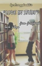 LOVE IN STUDY (Bts Twice ff ) by Armyykookkie