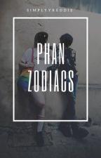 zodiacs ➸ phan by simplyyreddie
