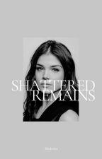 Shattered Remains • Finnick Odair by -blxdreina