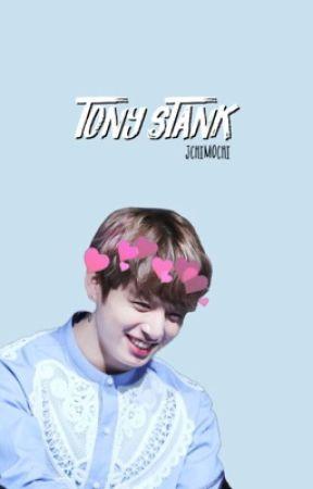 TONY STANK ↳ PLOTS by jchimochi