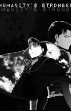 Levi X Reader by notmystylexx