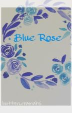 Blue Rose by butterbusted