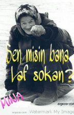 Sen misin bana laf sokan? by Sapsal1ordek