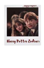 Harry Potter Zodaics by kinzaSjid