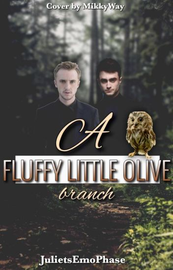 A Fluffy Little Olive Branch (A Drarry FanFiction)