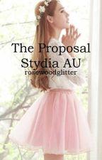 The Proposal|Stydia AU by rosewoodglitter