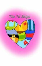 The 7d Ships by Weirdo_Fangirl