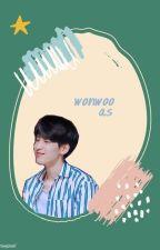 Wonwoo As by getmesebongi