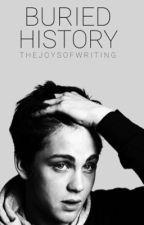 Buried History [ #Wattys2017] by thejoysofwriting