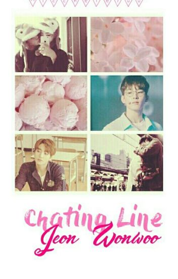 Chatting Line [Jeon Wonwoo]