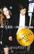 Mr. CEO- HARRY STYLES #Wattys2016 #Winner by Inna4991