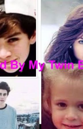 Bullied by my twin brother (Magcon And O2l Fanfic)  by magcons_bae1