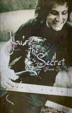 You're the Secret (Jaime Preciado) by clearly_delaney1245
