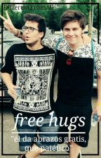 Free Hugs | Rubelangel by DifferentFromAll