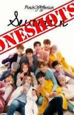 Seventeen Oneshots by pinchofaffection