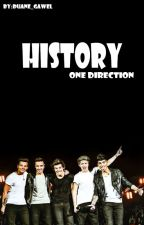History [One Direction] by Duane_Gawel