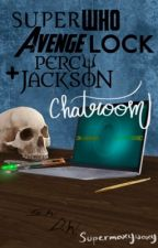 SuperWhoAvengeLock + Percy Jackson chatroom by Supermaxywaxy