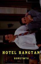 hotel bangtan    k.nj + k.sj by CAFEYOONGS