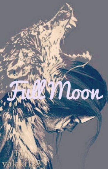 Full Moon / Teen Wolf -HUN/