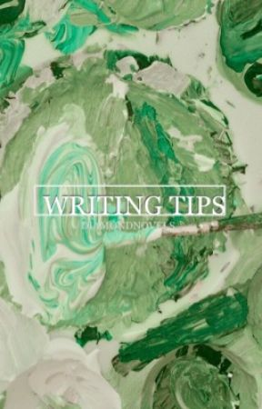 Writing Tips ❥  by DiaTooLit