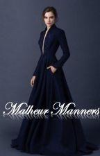 Malheur Manners (Short Historical Fiction/Romance) by AlandDom