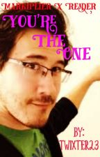You're The One (MarkiplierXReader) by Twixter23