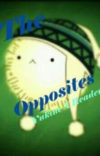 The Opposites || Yukine X Reader by AlexVailyyy