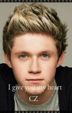 I give you my heart  CZ by LucyDirectionerka