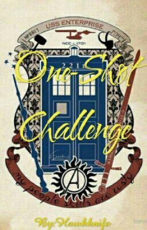#OneShotChallenge by Hawkknife