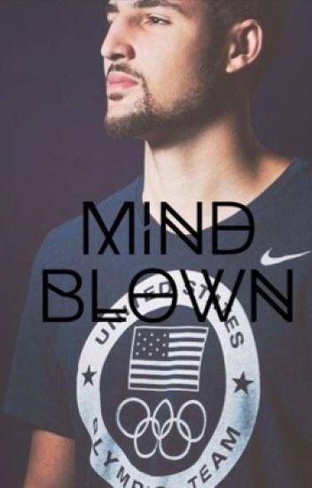 mind blown // {klay thompson}