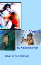Percy Jackson The New God by KatieMossman