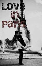 Love in Paris  by Sxph_slx