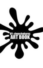 MY ART BOOK by chonchobarxx