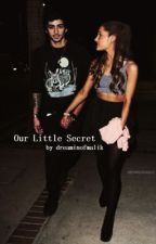 Our Little Secret - Zayn Malik AU by zarryrunway